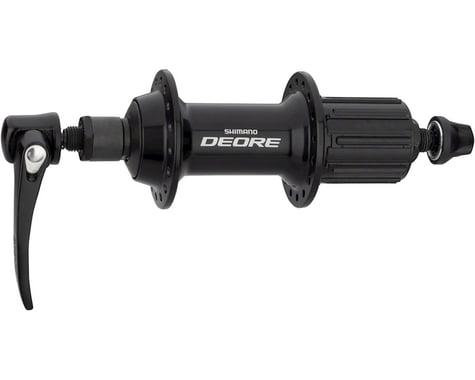 Shimano Deore FH-T610 Rear Hub (Black) (32H) (Shimano/SRAM)