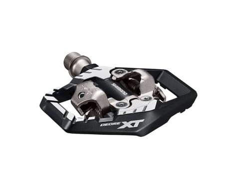 Shimano Deore XT M8120 Trail SPD Pedals w/ Cleats (Black)