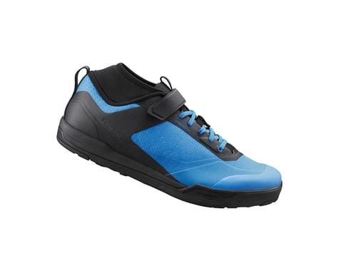 Shimano SH-AM702 Mountain Bike Shoes (Blue)
