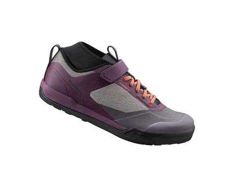 Shimano SH-AM702 Women's Mountain Bike Shoes (Grey)