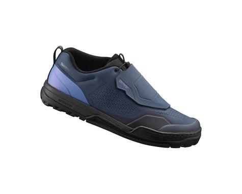 Shimano SH-GR901 Mountain Bike Shoes (Navy)