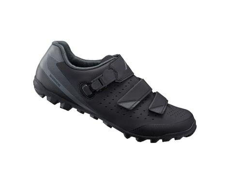 Shimano SH-ME301 Mountain Bike Shoes (Black)