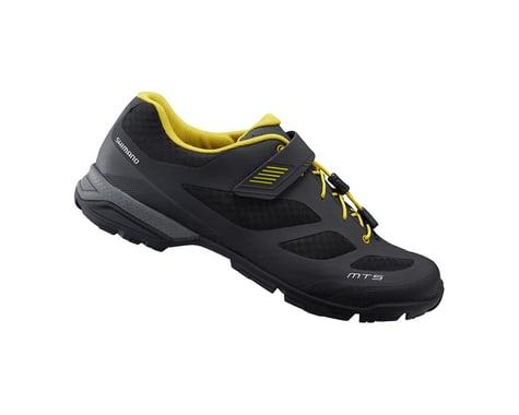 Shimano SH-MT501 Mountain Bike Shoes (Black)