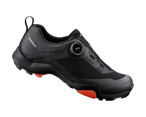 Shimano SH-MT701 Mountain Bike Shoes (Black) (46)
