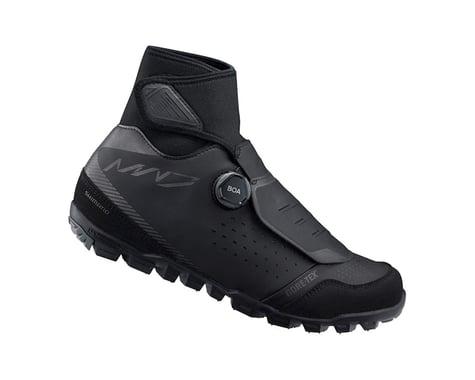 Shimano SH-MW701 Mountain Bike Shoes (Black) (Winter) (44)
