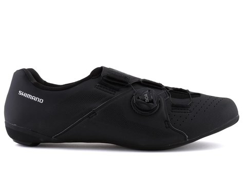 Shimano RC3 Road Shoes (Black) (40 Wide)