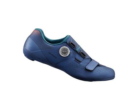 Shimano SH-RC500 Women's Road Bike Shoes (Navy)