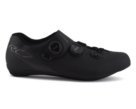 SCRATCH & DENT: Shimano SH-RC701 Road Shoe (Black) (45.5)