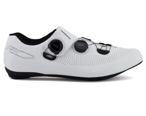 Shimano SH-RC701 Road Shoe (White)