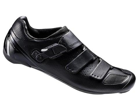 Shimano SH-RP9 Road Bicycle Shoes (Black) (42)
