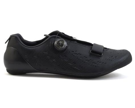 Shimano 2018 SH-RP9 Men's Road Cycling Shoes (Black)