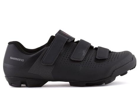 Shimano XC1 Mountain Bike Shoes (Black) (40)