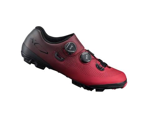 Shimano SH-XC7 Mountain Shoe (Red) (43)