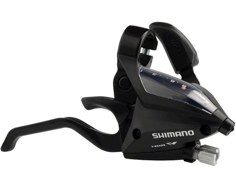 Shimano ST-EF500 Brake/Shift Levers (Black) (Right) (4 Finger) (8 Speed)