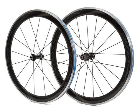 Shimano Dura-Ace WH-R9100-C60-CL Carbon Clincher Wheel (Shimano/SRAM 11spd Road) (QR x 100, QR x 130mm) (700c / 622 ISO)