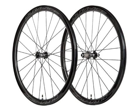 Shimano Dura-Ace R9170 C40 Disc Wheelset (Black) (Shimano/SRAM 11spd Road) (12 x 100, 12 x 142mm) (700c / 622 ISO)