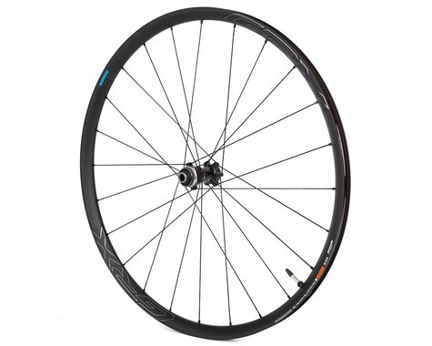 Shimano GRX WH-RX570 Front Wheel (Black) (12 x 100mm) (650b / 584 ISO)