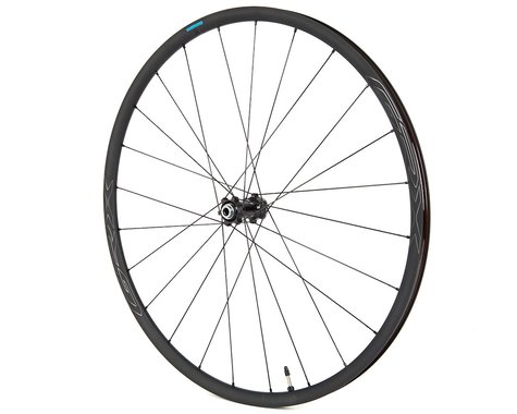 Shimano GRX WH-RX570 Front Wheel (Black) (12 x 100mm) (700c / 622 ISO)