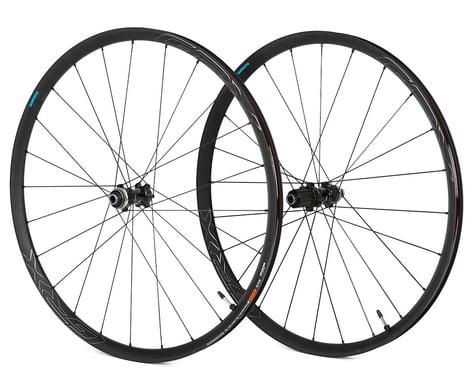 Shimano GRX WH-RX570 Wheelset (Black) (Shimano/SRAM 11spd Road) (12 x 100, 12 x 142mm) (650b / 584 ISO)