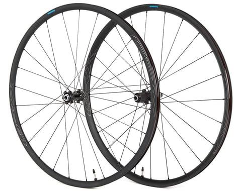 Shimano GRX WH-RX570 Wheelset (Black) (Shimano/SRAM 11spd Road) (12 x 100, 12 x 142mm) (700c / 622 ISO)