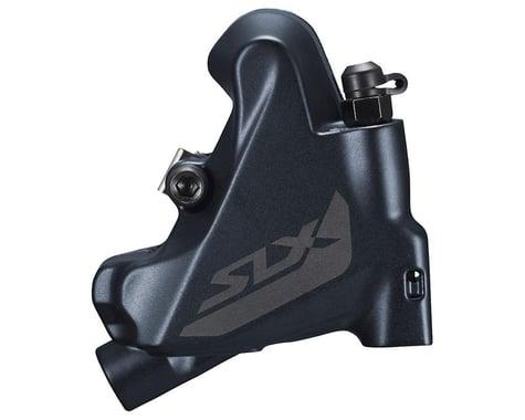 Shimano SLX BR-M7110 Disc Brake Caliper (Grey) (2-Piston) (Hydraulic) (Rear)