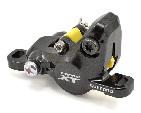 Shimano Deore XT BR-M8000 Disc Brake Caliper (Black) (2-Piston) (Hydraulic) (Front or Rear)