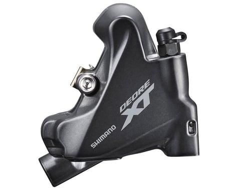 Shimano Deore XT BR-M8110 Disc Brake Caliper (Grey) (2-Piston) (Hydraulic) (Rear)