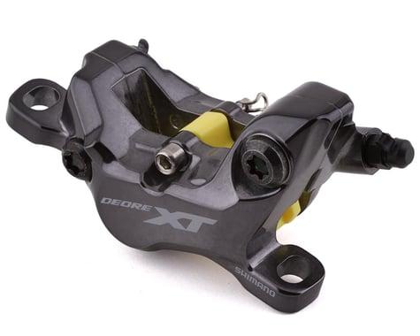 Shimano Deore XT BR-M8120 Disc Brake Caliper (Grey) (4-Piston) (Hydraulic) (Front or Rear)