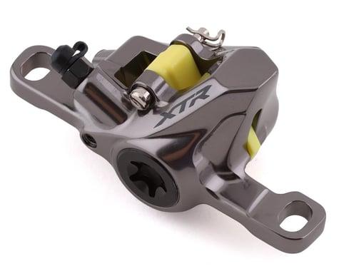 Shimano XTR BR-M9100 Disc Brake Caliper (Grey) (2-Piston) (Hydraulic) (Front or Rear)