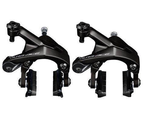 Shimano Dura-Ace BR-R9200 Rim Brake Calipers (Black) (Pair)