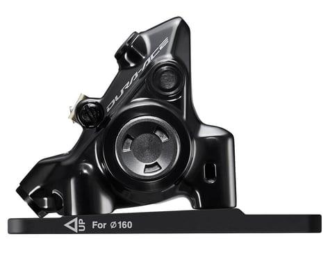 Shimano Dura-Ace BR-R9270 Disc Brake Caliper (Black) (Hydraulic) (Front)