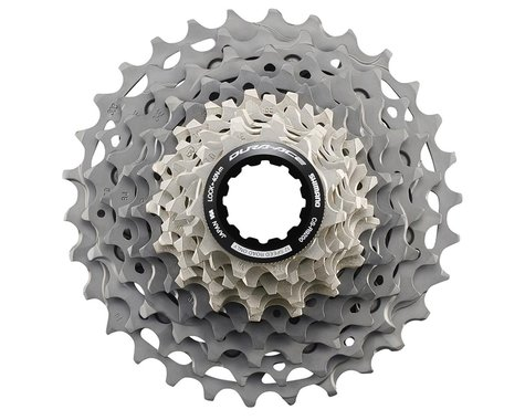 Shimano Dura-Ace CS-R9200 Cassette (Silver) (12 Speed) (Shimano 11/12 Speed) (11-28T)