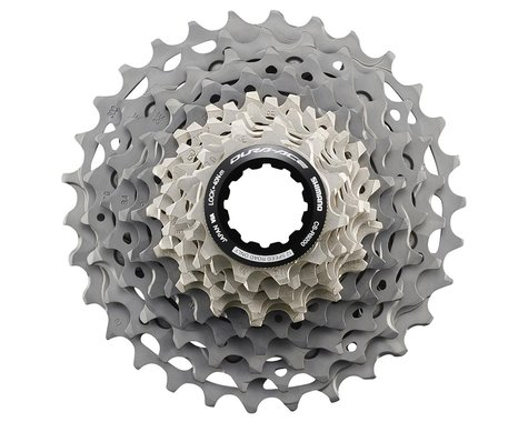 Shimano Dura-Ace CS-R9200 Cassette (Silver) (12 Speed) (Shimano 11/12 Speed) (11-30T)