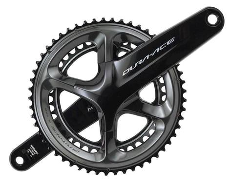 Shimano Dura-Ace FC-R9100 Crankset (Black) (2 x 11 Speed) (Hollowtech II) (175mm) (53/39T)