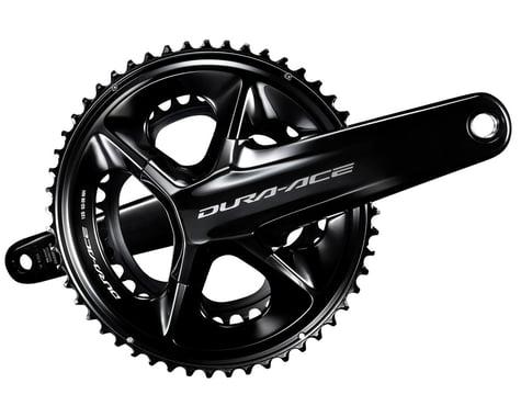 Shimano Dura-Ace FC-R9200 Crankset (Black) (2 x 12 Speed) (Hollowtech II) (165mm) (50/34T)