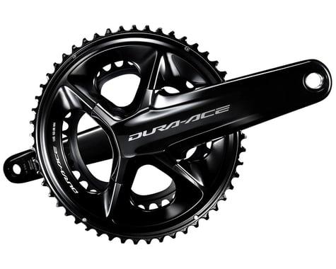 Shimano Dura-Ace FC-R9200 Crankset (Black) (2 x 12 Speed) (Hollowtech II) (165mm) (54/40T)
