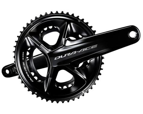Shimano Dura-Ace FC-R9200 Crankset (Black) (2 x 12 Speed) (Hollowtech II) (167.5mm) (52/36T)