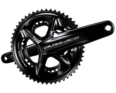 Shimano Dura-Ace FC-R9200 Crankset (Black) (2 x 12 Speed) (Hollowtech II) (170mm) (50/34T)
