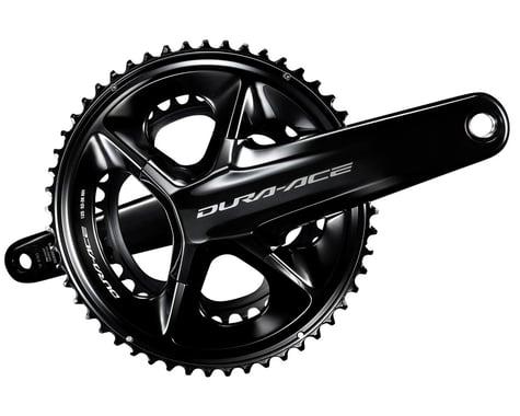 Shimano Dura-Ace FC-R9200 Crankset (Black) (2 x 12 Speed) (Hollowtech II) (170mm) (54/40T)