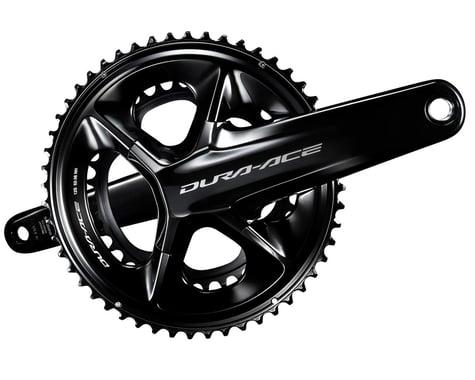 Shimano Dura-Ace FC-R9200 Crankset (Black) (2 x 12 Speed) (Hollowtech II) (172.5mm) (50/34T)