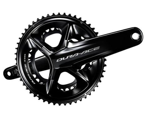 Shimano Dura-Ace FC-R9200 Crankset (Black) (2 x 12 Speed) (Hollowtech II) (175mm) (52/36T)
