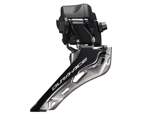 Shimano Dura-Ace Di2 FD-R9250 Front Derailleur (Black) (2 x 12 Speed) (Braze-On)