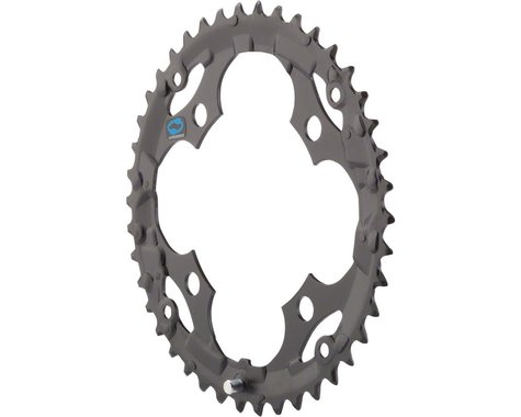Shimano Alivio M415 7/8-Speed Outer Chainring (104mm BCD) (Offset N/A) (42T)