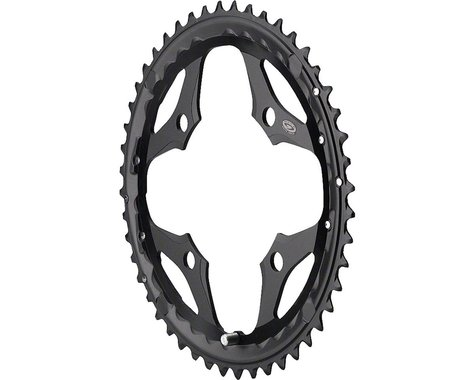Shimano SLX M660 Outer Chainring (Black) (104mm BCD)
