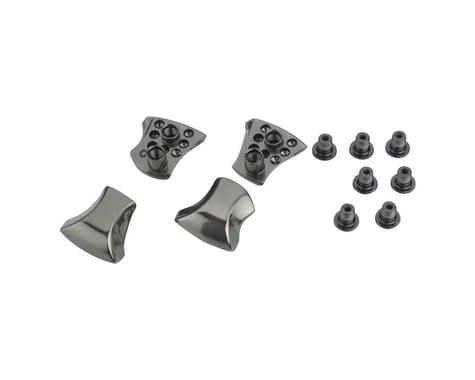 Shimano XTR FC-M9000 2x Crank Chainring Bolt & Cap Set