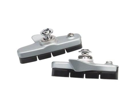 Shimano 105 BR-5800-S Road Brake Shoe Set (Silver) (1 Pair)