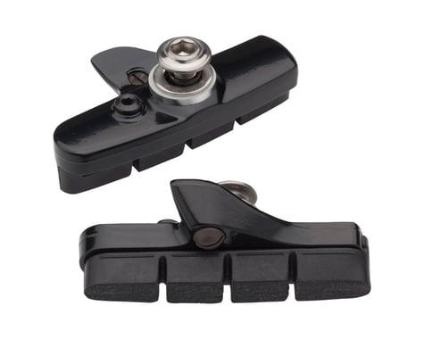 Shimano Dura-Ace BR-R9110 Direct Mount Road Brake Shoe Set (Black) (1 Pair)