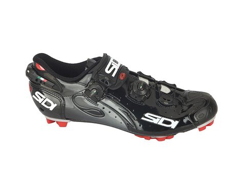 Sidi Drako Carbon SPD Clipless Shoes (Black Venice)