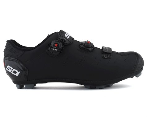 Sidi Dragon 5 Mega Mountain Shoes (Matte Black/Black) (44)