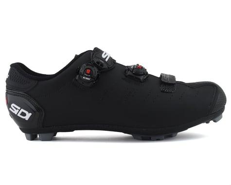 Sidi Dragon 5 Mega Mountain Shoes (Matte Black/Black) (45.5)